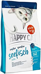 Happy Cat Grainfree Seefisch (Sea Fish) 1.4 kg for Cats