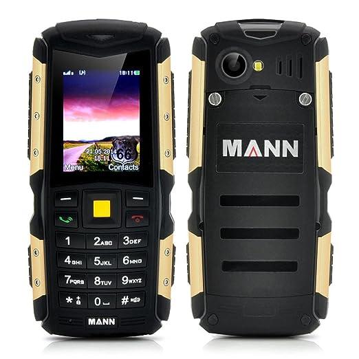 4 opinioni per MANN ZUG S Telefono Cellulare TRI-PROOF RESISTENTE ALL'ACQUA IP67 DUAL SIM