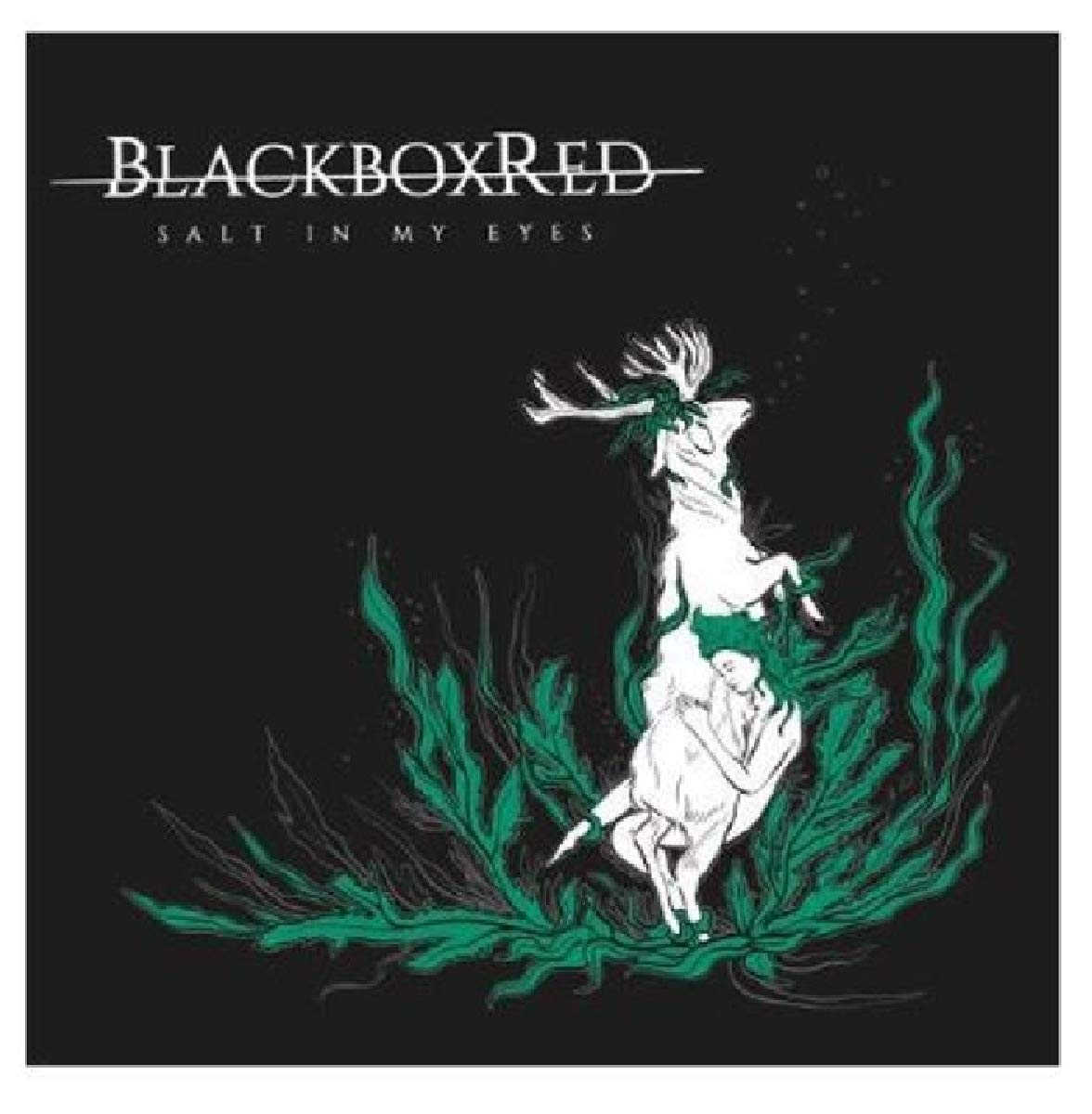 Vinilo : Blackboxred - Salt In My Eyes (Green, White, Black)
