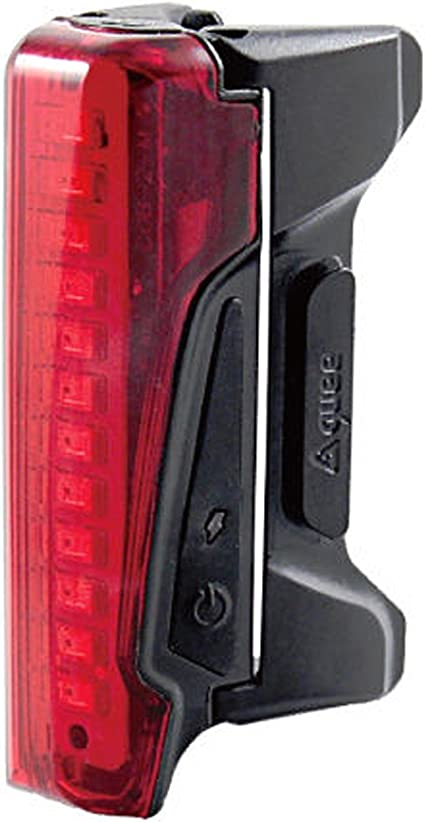 GUEE Aero-X Auto Motion Sensing Bicycle Rechargeable LED Rear Light