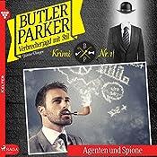 Agenten und Spione (Butler Parker 1)   Günter Dönges