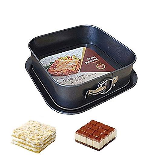Molde Pan Cheesecake pan estanca para tartas para horno ...
