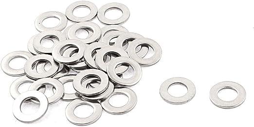 10/unidades V2/A inoxidable Washer Forma a acero inoxidable A2 arandelas U de discos Arandelas