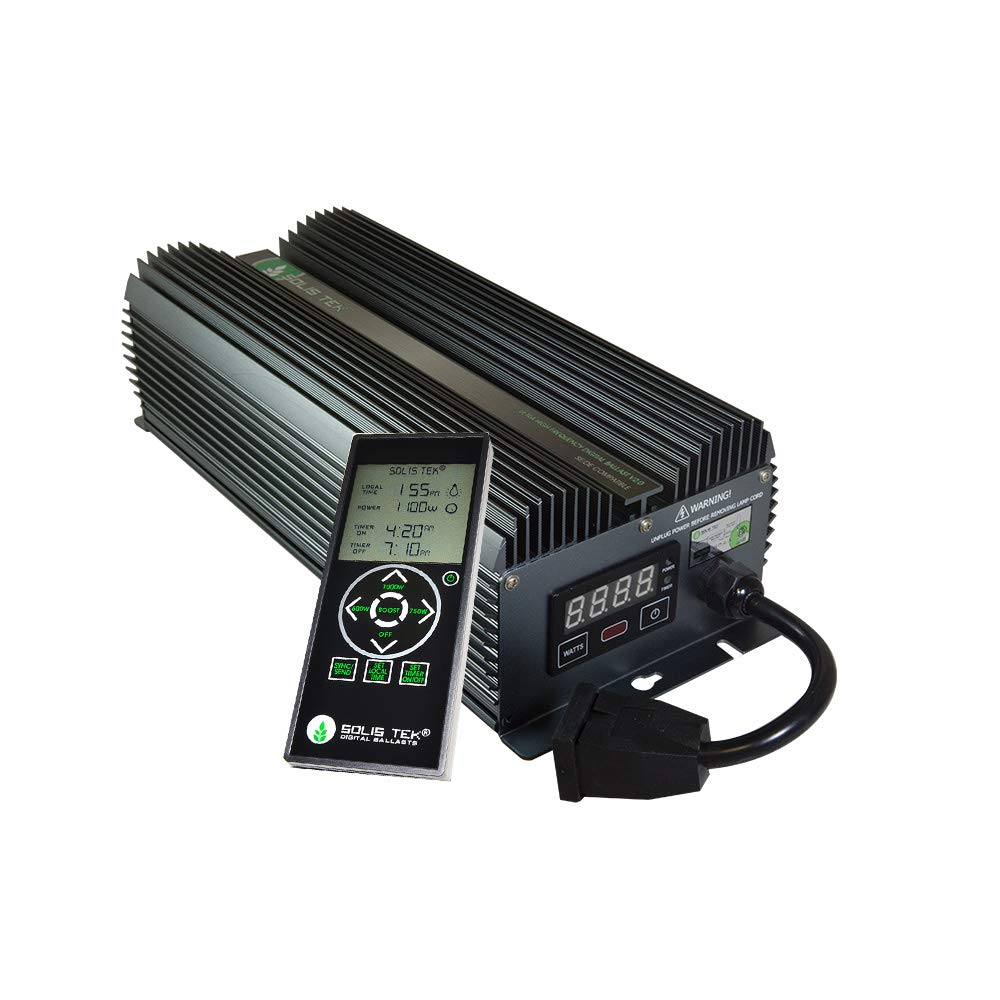 SolisTek 1000W Matrix Ballast & Remote Control by Solis Tek (Image #1)
