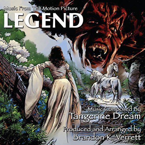 Legend Original Motion Picture Soundtrack - Legend: Music From The Motion Picture