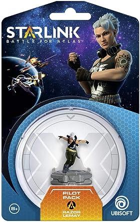 Ubisoft Spain - Starlink Battle for Atlas, Pack Piloto Razor: Amazon.es: Videojuegos
