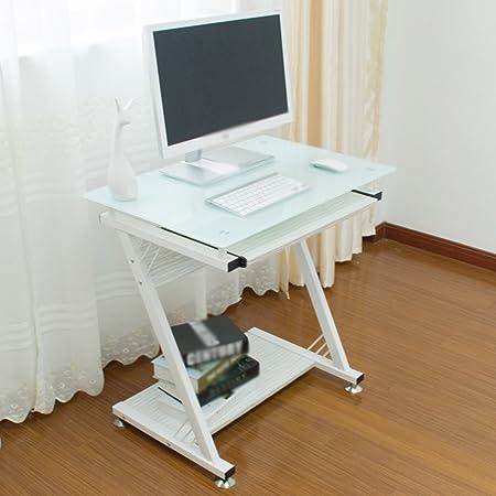 GYH ZhuoZi LJHA Doblar la Mesa Escritorio de la computadora de ...