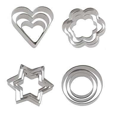 Docik OTHER Stainless Steel Cookie Cutter