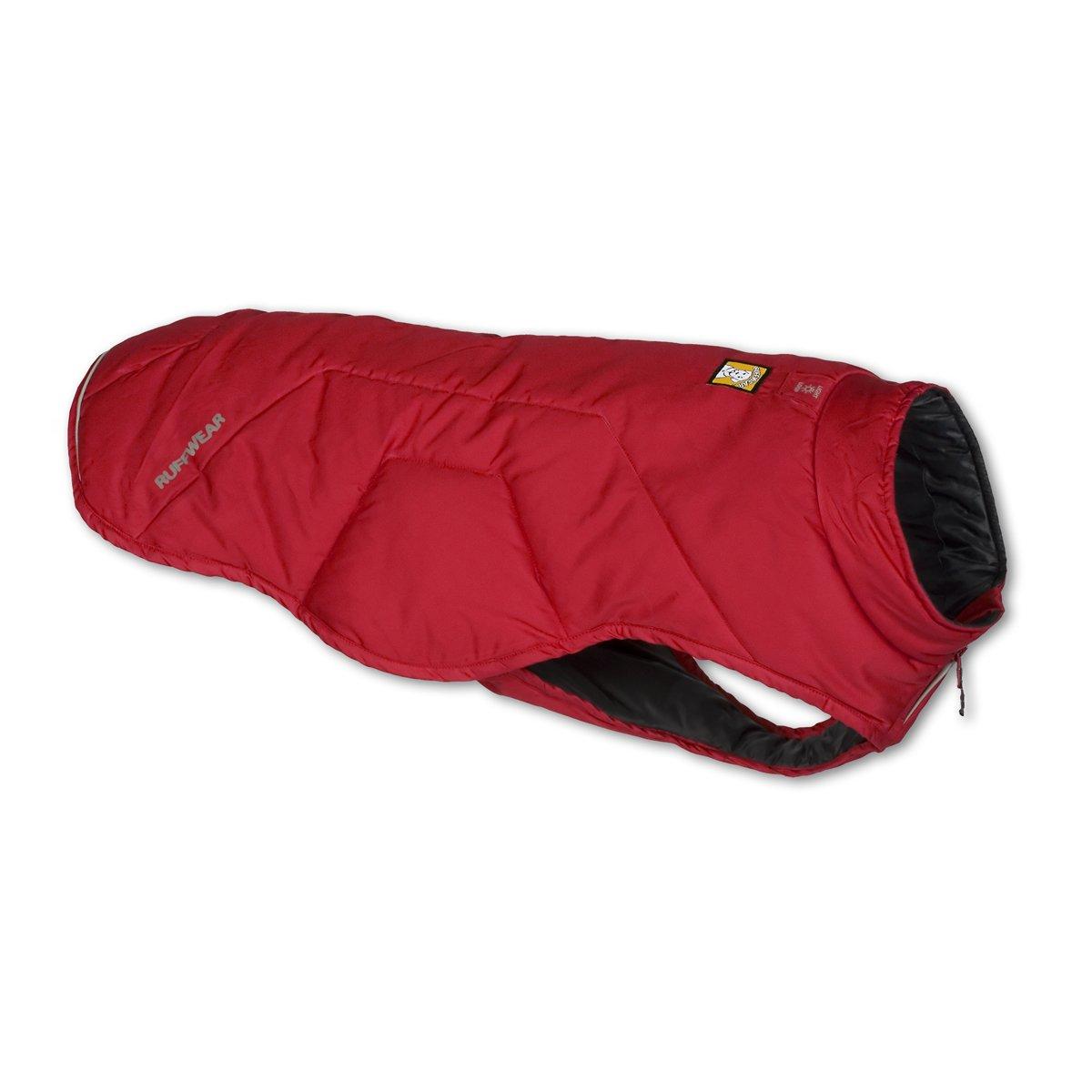 Ruffwear Quinzee Insulated Jacket, Red Rock, XX-Small
