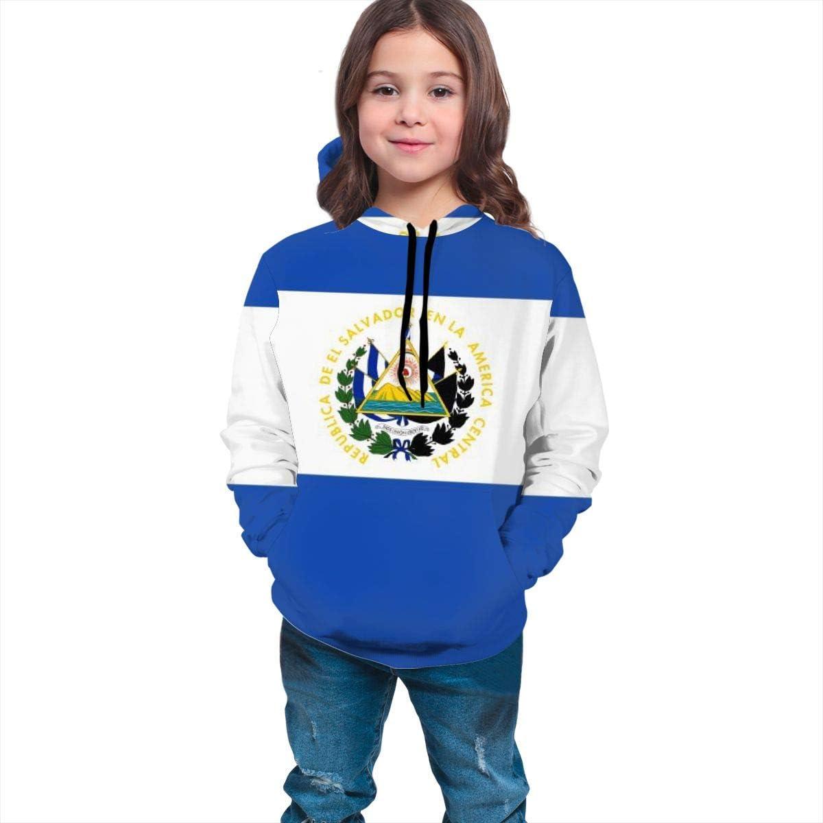 NiYoung Kids Long Sleeves Hoodie Sweatshirts Slim Fit Outwear Tunic Tops
