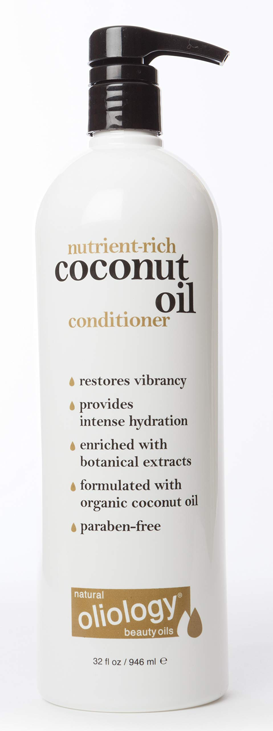 Amazon.com : Oliology Coconut Oil 10-in-1 Multipurpose ...