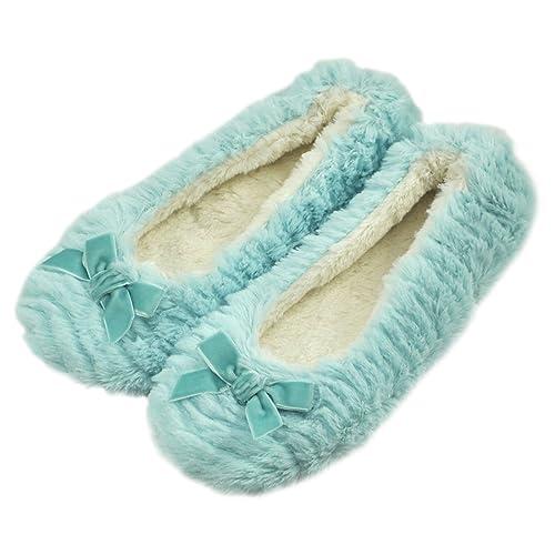 amazon com forfoot women s indoor ballerina house slippers shoes