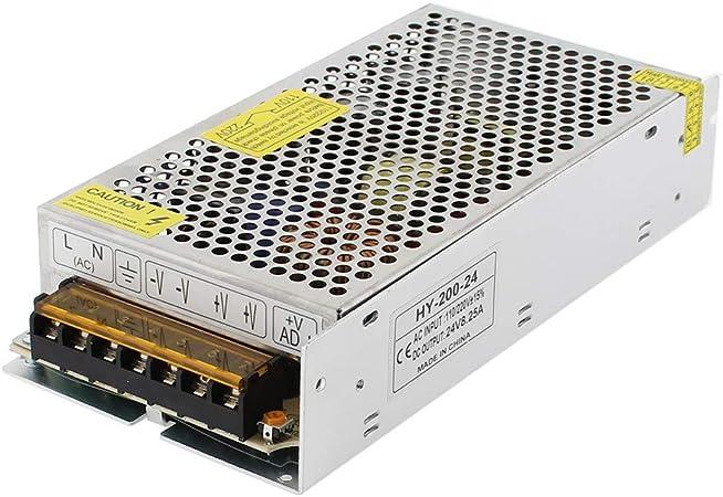 ledbox Fuente de alimentación DC24V/200W/8.25A