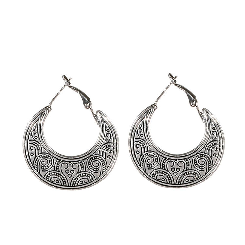 ea984ad0d149 Caliente de la venta Dana Carrie Adornos de oreja y elegante estilo de la  minoría étnica