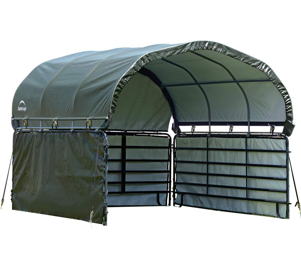 ShelterLogic Livestock Shade Enclosure Kit by ShelterLogic