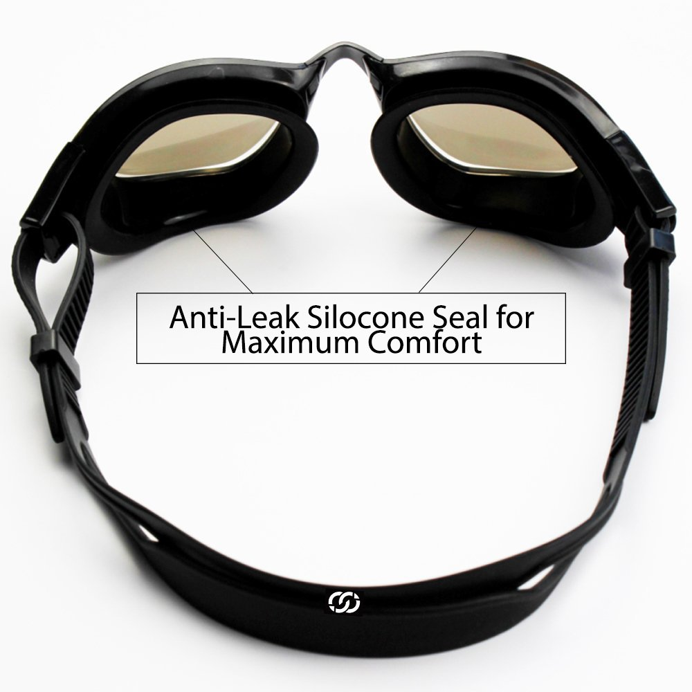 Compressions Brand Adult Swim Goggles for Men and Women