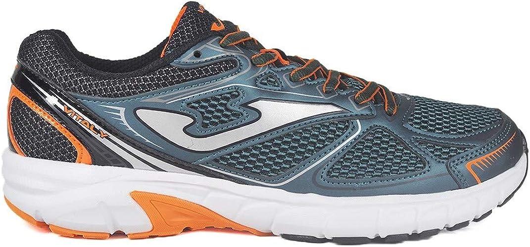 Zapatillas Deportivas para Hombre Joma Vitaly Men 915 Verde-Negro: Amazon.es: Zapatos y complementos