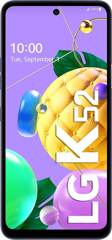 Lg K52 Smartphone 64 Gb 6 6 Zoll Blau Elektronik