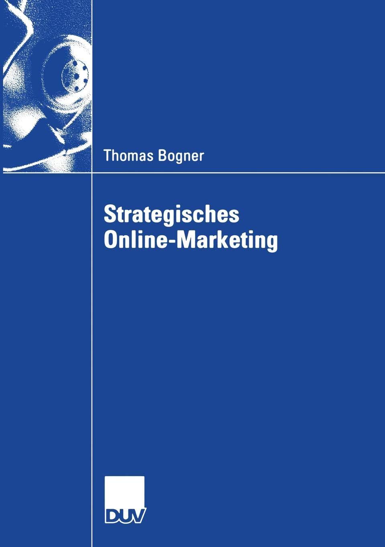 Strategisches Online Marketing  German Edition