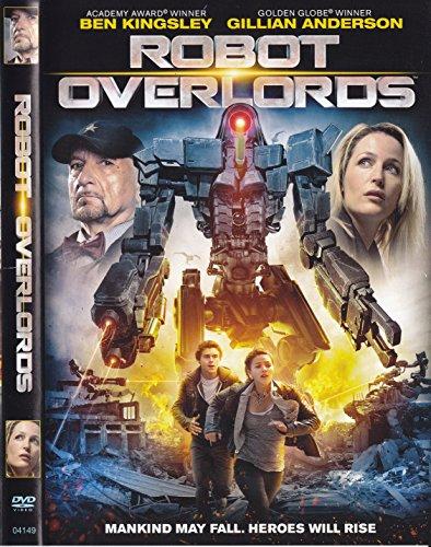 Robot Overlords (DVD, VUDU Digital Exp. 08/31/18)