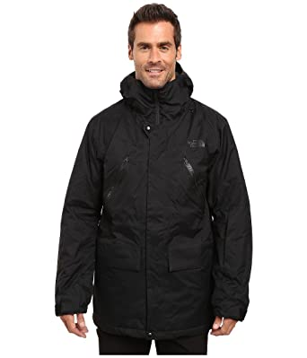 abd24592b5639 Image Unavailable. Image not available for. Color: The North Face Sherman Insulated  Jacket Men's TNF Black ...