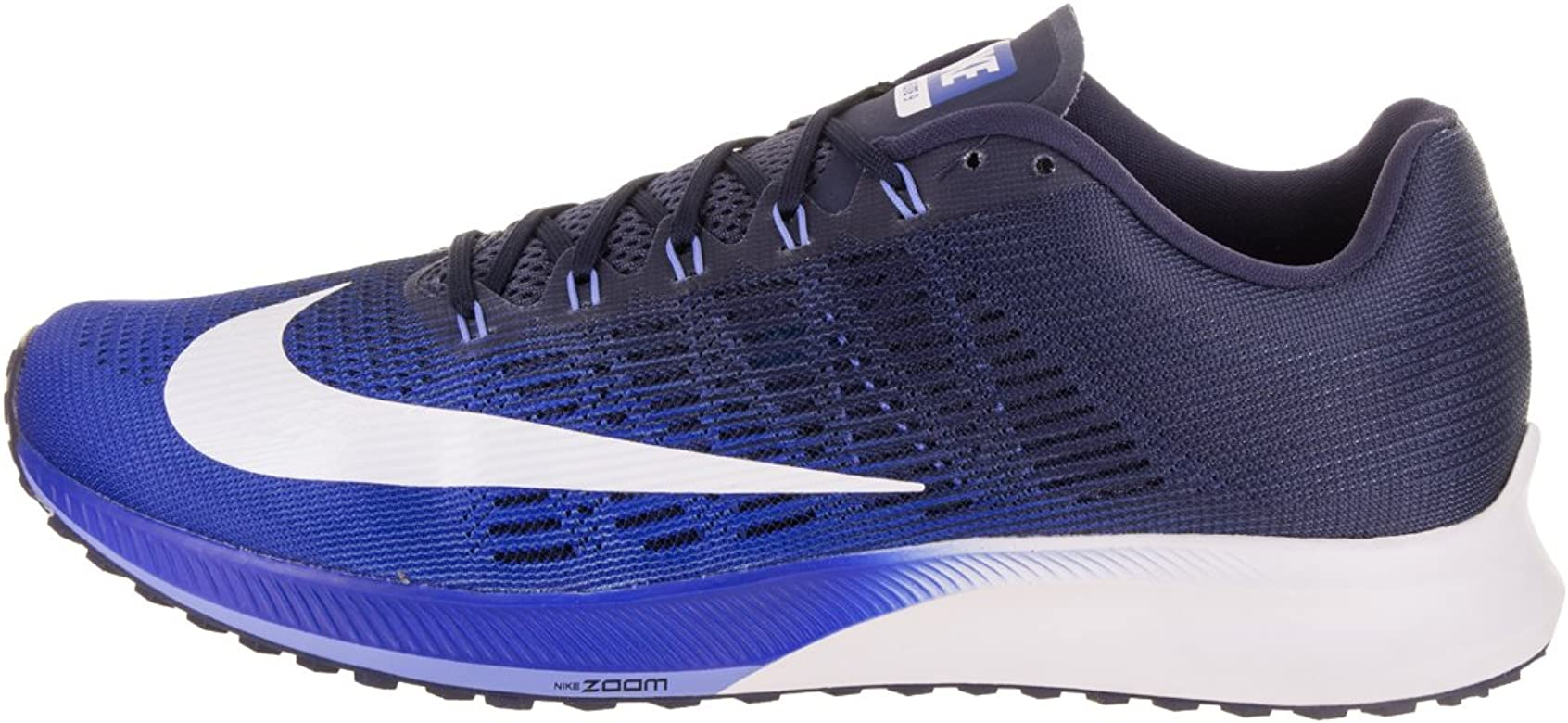 Nike Air Zoom Elite 9, Zapatillas de Running para Hombre, Multicolor (Hyper Royal/White-Ne 406), 39 EU: Amazon.es: Zapatos y complementos