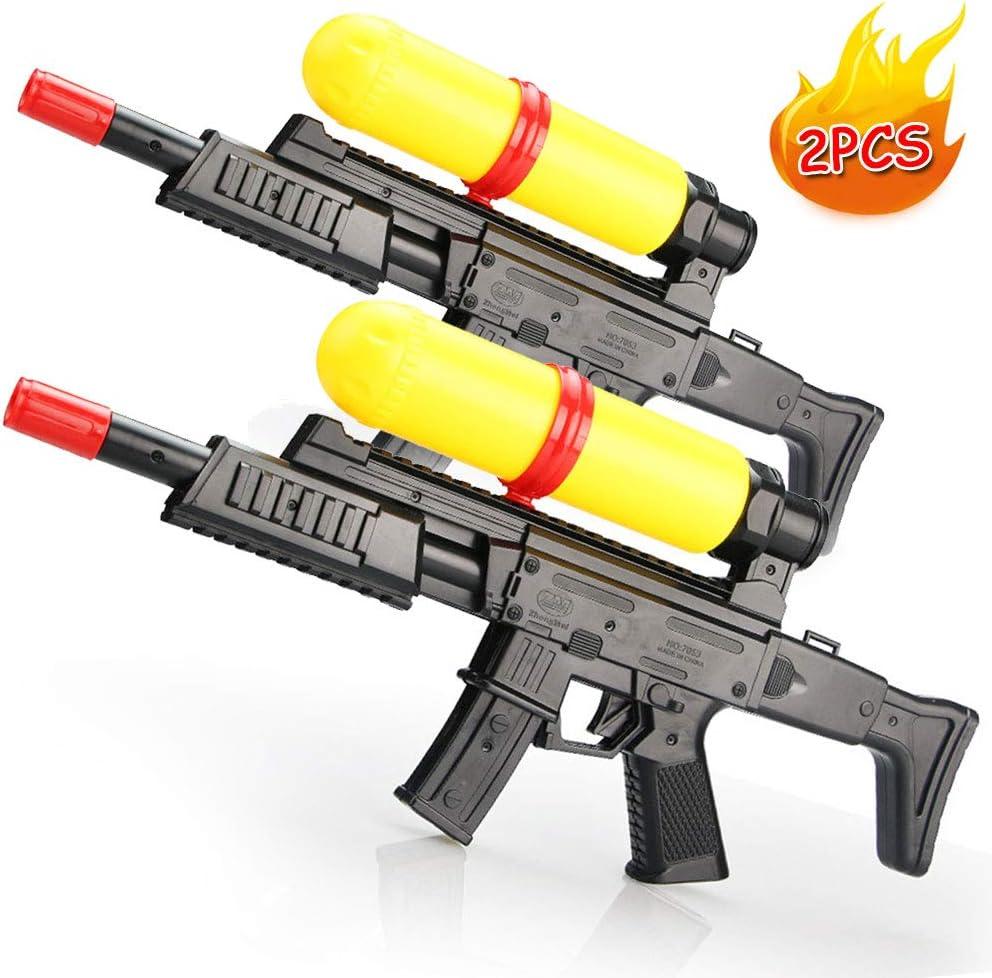 Rclhh Pistola de Agua,Pistolas de Agua súper 3-5 Pistolas de Agua ...