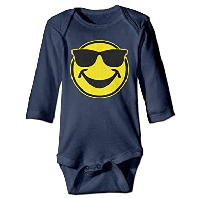 188c4c8d7f9f Amazon.com: CHILDHAD Cool Yellow Smiley BRO Child Fashion Jumpsuit Bodysuit  Jumpsuit Outfits Jumpsuit Casual Clothing: Clothing