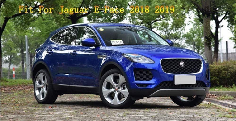L/&U 4er Set Schmutzf/änger vorne /& hinten Spritzschutz Kotfl/ügel passend f/ür Jaguar E-Pace 2018 2019