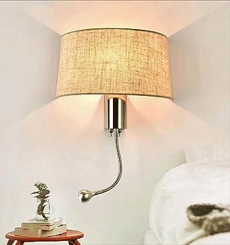 61dHFDhMlRL. SY355  5 Beau Lampe De Chevet Murale Avec Interrupteur Hyt4