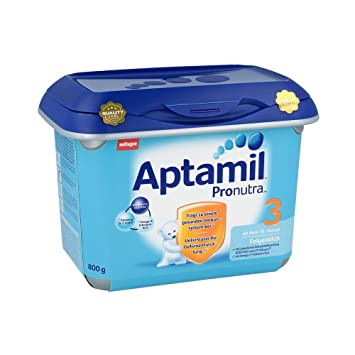 Aptamil Pronutra 3 in Milk from 10 M  Safe Box PLV 800g Powder