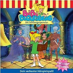 Die Schlossgespenster (Bibi Blocksberg 8)