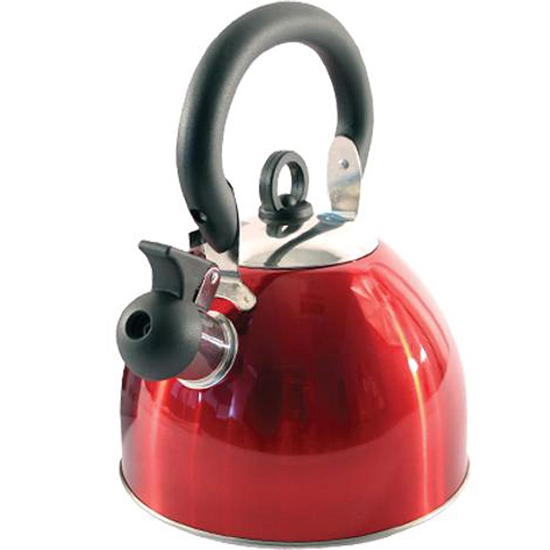 Wasserkessel Fußball 2 Liter Wasserkocher Flötenkessel Teekessel Ofenkessel