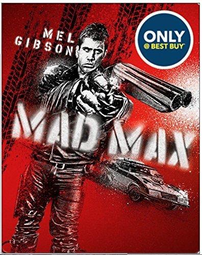 Mad Max 35th Anniversary (Blu-ray Disc) (MetalPak) Steelbok Store Exclusive