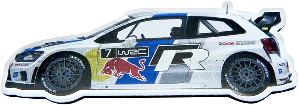 Volkswagen Genuine WRC Polo Fridge Magnet