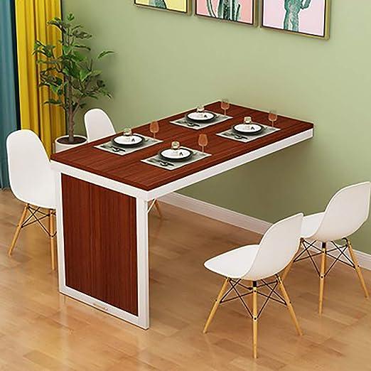 Mesa Plegable montada en la Pared para la Cocina doméstica de la ...