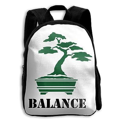 The Children's Bonsai Tree Balance Backpack: Clothing