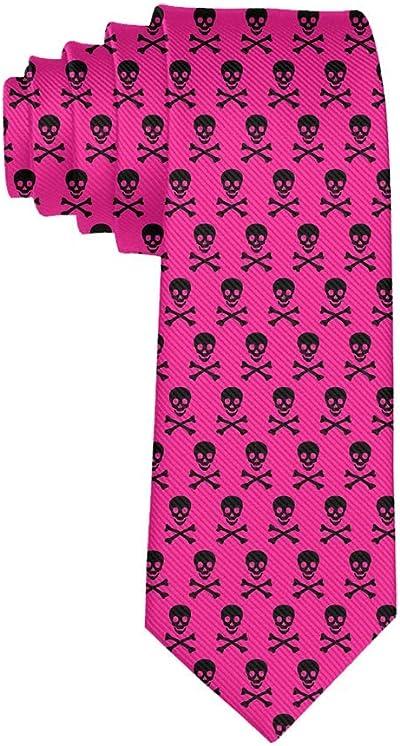 cravate tête de mort 3