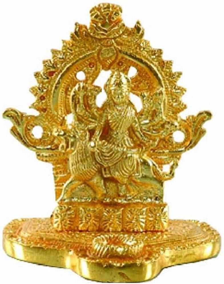 StealStreet SS-DBD-74152 3.75 Inch Maa Durga Figurine
