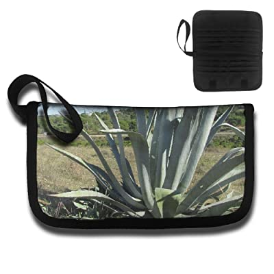 Maguey Multi-function Travel Document Receipt And Receipt Bag Fashion Printing Card Package