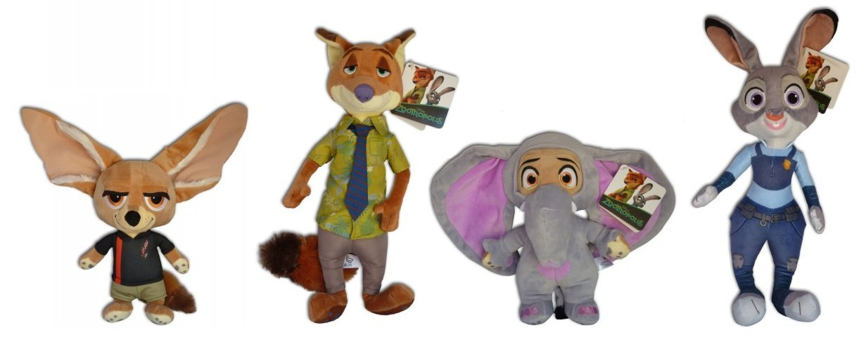Amazon.com: ZOOTOPIA - Plush Toy