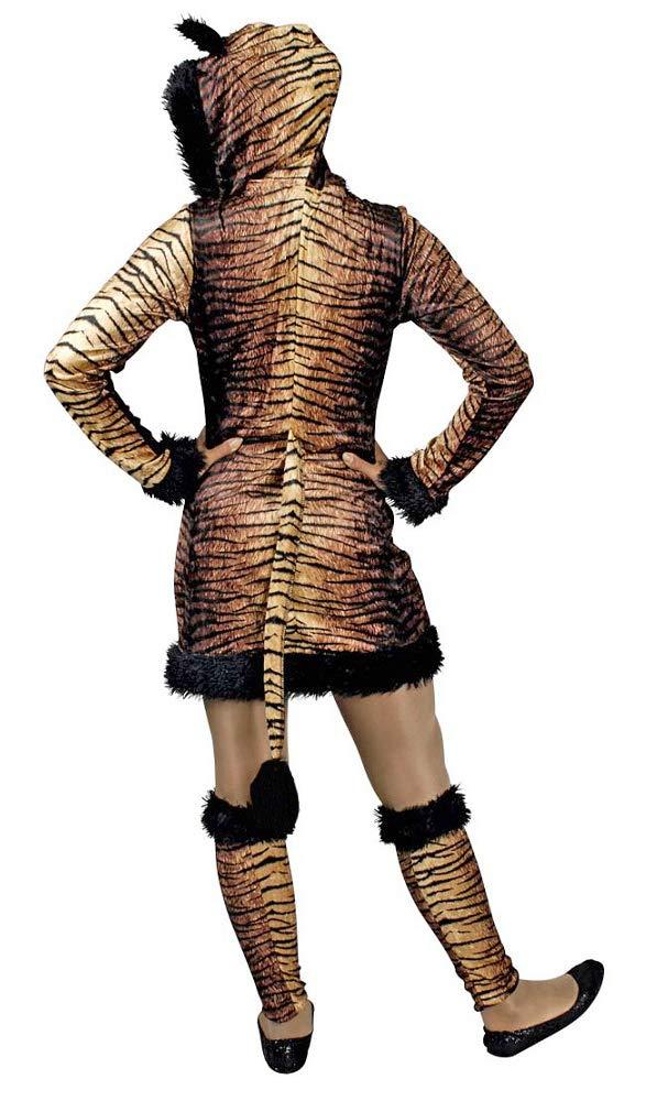 Körner Disfraz de Tigre para Mujer (34/36): Amazon.es: Juguetes y ...