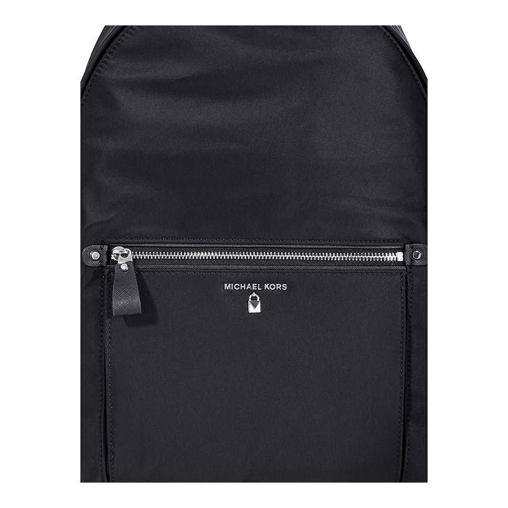 1a37a73f8460 Amazon.com: Michael Kors Kelsey Nylon Backpack- Black: Shoes