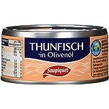 Saupiquet Thunfischstücke in Olivenöl, 140 g