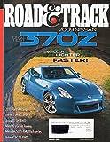 audi bread - Road & Track January 2009 Magazine FIRST TEST NISSAN 370Z SMALLER, LIGHTER, FASTER Mercedes-Benz SL65 AMG Black Series