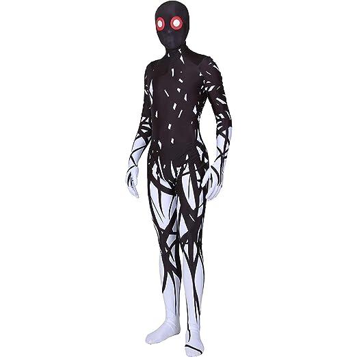 Terror Spider-Man Disfraz Spandex Jumpsuit Disfraces Zentai Onesie ...