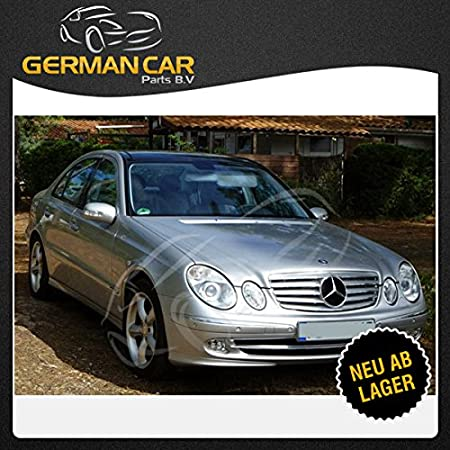 GermanCarParts GCP-230051 Grill 01-06 Chrom