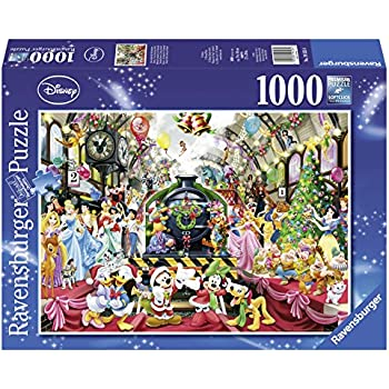 Ravensburger Disney Christmas Jigsaw Puzzle (1000-Piece)