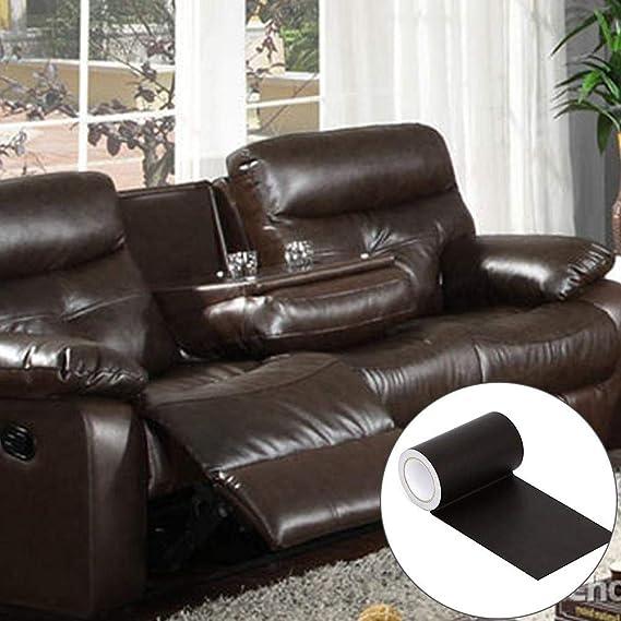Myonly - Cinta adhesiva de piel para reparación de sofás ...