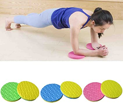 Amazon.com: Yoga codo puntal de almohadilla, 2 piezas codera ...